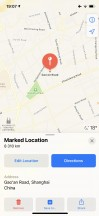Maps - Apple iPhone 12 review