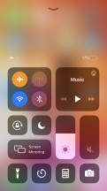 Control Center - Apple iPhone SE 2020 review