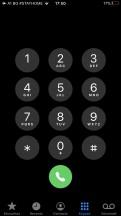 Dark Mode - Apple iPhone SE 2020 review