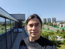 ROG Phone 3 selfie camera samples - f/2.0, ISO 25, 1/2314s - ROG Phone 3 review