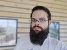 Rog Phone 3 selfie portrait: Max - f/2.0, ISO 25, 1/181s - ROG Phone 3 review