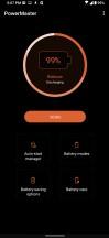 PowerMaster options - ROG Phone 3 review