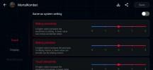 Armoury Crate per-app Scenario Profile - ROG Phone 3 review