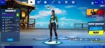 Fortnite officially tops out at 30fps - ROG Phone 3 review