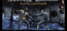 Mortal Kombat doing 144fps - ROG Phone 3 review
