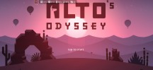 Current version of Alto's Odyssey does 60fps - ROG Phone 3 review