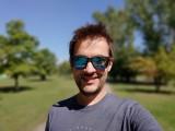 Selfie portraits - f/1.8, ISO 25, 1/903s - Asus Zenfone 7 Pro review