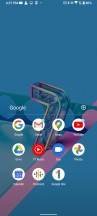 Folder view - Asus Zenfone 7 Pro review