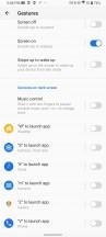 Gestures - Asus Zenfone 7 Pro review