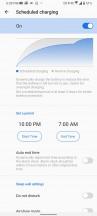 Battery settings - Asus Zenfone 7 Pro review