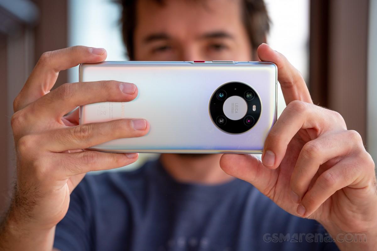Flagship camera comparison, fall 2020