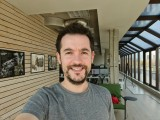 Selfie samples: Galaxy Note20 Ultra - f/2.2, ISO 50, 1/200s - Flagship camera comparison, fall 2020