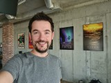Selfie samples: Galaxy Note20 Ultra - f/2.2, ISO 250, 1/100s - Flagship camera comparison, fall 2020