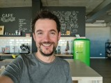 Selfie samples: Galaxy Note20 Ultra - f/2.2, ISO 320, 1/100s - Flagship camera comparison, fall 2020