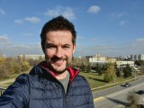 Selfie samples: Galaxy Note20 Ultra - f/2.2, ISO 50, 1/2608s - Flagship camera comparison, fall 2020
