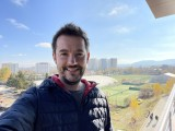 Selfie samples: iPhone 12 Pro Max - f/2.2, ISO 25, 1/541s - Flagship camera comparison, fall 2020