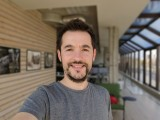 Selfie samples: Mate 40 Pro - f/2.4, ISO 50, 1/123s - Flagship camera comparison, fall 2020