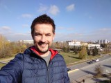 Selfie samples: Xperia 1 II - f/2.0, ISO 40, 1/1600s - Flagship camera comparison, fall 2020