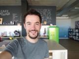 Selfie samples: Xperia 1 II - f/2.0,  - Flagship camera comparison, fall 2020