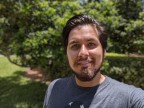Selfie portraits - f/2.0, ISO 37, 1/1704s - Google Pixel 4a review