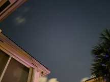 Astrophotography shots - f/1.7, ISO 261, 1/0s - Google Pixel 4a review