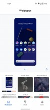 Home screen customizations - Google Pixel 5 review