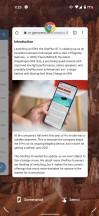 Recent apps - Google Pixel 5 review