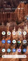 Bubbles - Google Pixel 5 review