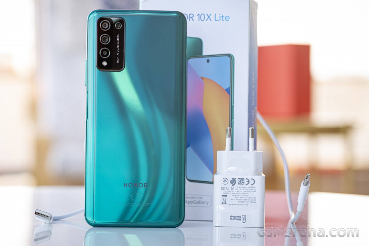 Обзор Honor 10X Lite