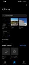 Dark mode - Honor 10X Lite review
