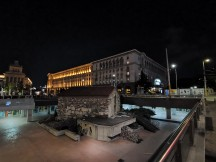Ultra-wide low-light samples - f/2.2, ISO 1600, 1/17s - Honor 30 Pro+ review