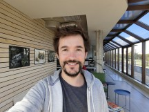 Selfie samples, 0.8x zoom - f/2.4, ISO 80, 1/100s - Huawei Mate 40 Pro review