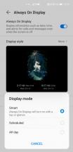 Magazine lockscreen - Huawei Mate 40 Pro review