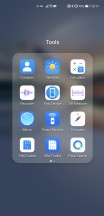 Folder view - Huawei Mate 40 Pro review