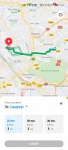 Petal Maps - Huawei Mate 40 Pro review