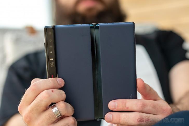 Huawei Mate Xs review