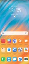 Home screen - Huawei Mate Xs review