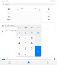 Floating window - Huawei Mate Xs review