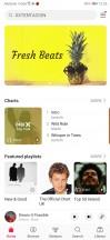 Music - Huawei Mate Xs review