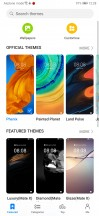 Themes - Huawei Mate Xs review