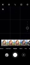 Basic camera UI, modes and filters - Huawei Mate Xs review