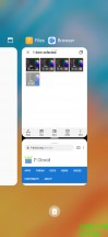 Multi-Window working while folded - Huawei Mate Xs review