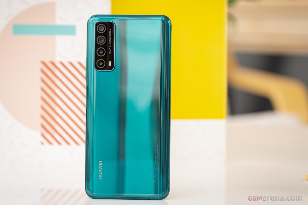 Huawei P smart 2021 pictures, official photos