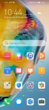 Homescreen - Huawei P smart 2021 review