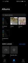 Dark mode - Huawei P smart 2021 review