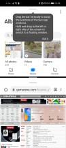 Split-screen view - Huawei P smart 2021 review