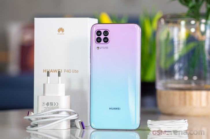 Huawei P40 Lite review