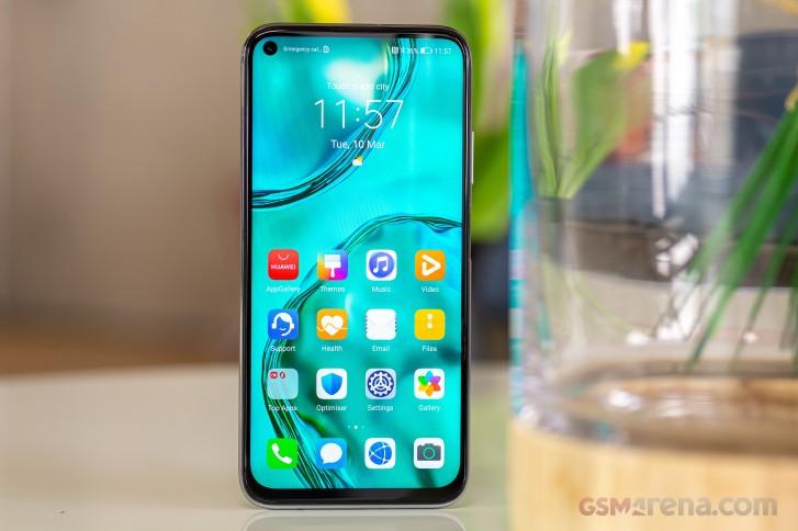 Huawei P40 Lite / nova 7i review: Software and performance