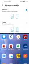 Split screen - Huawei P40 Lite review