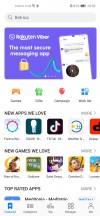 App Gallery - Huawei P40 Lite review